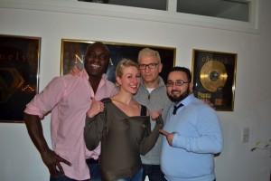 NANA, Sead und Bülent Aris