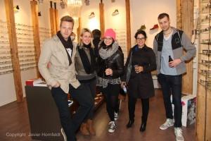 Vernissage FUNK eyewear & Grünbein